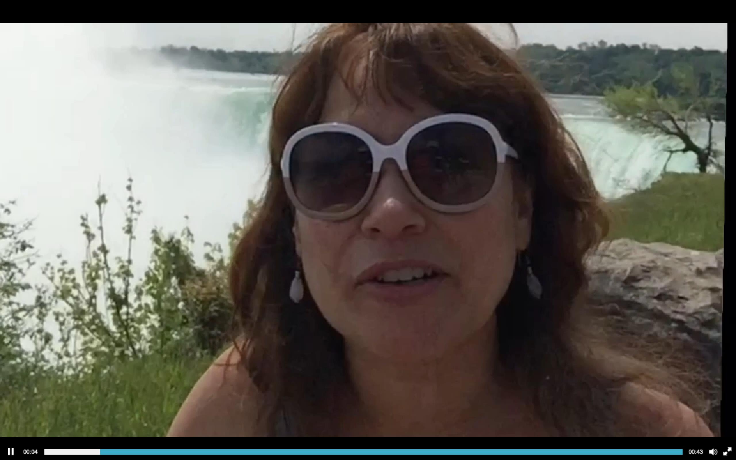 FUERTE Girls Are As Powerful As Niagara Falls