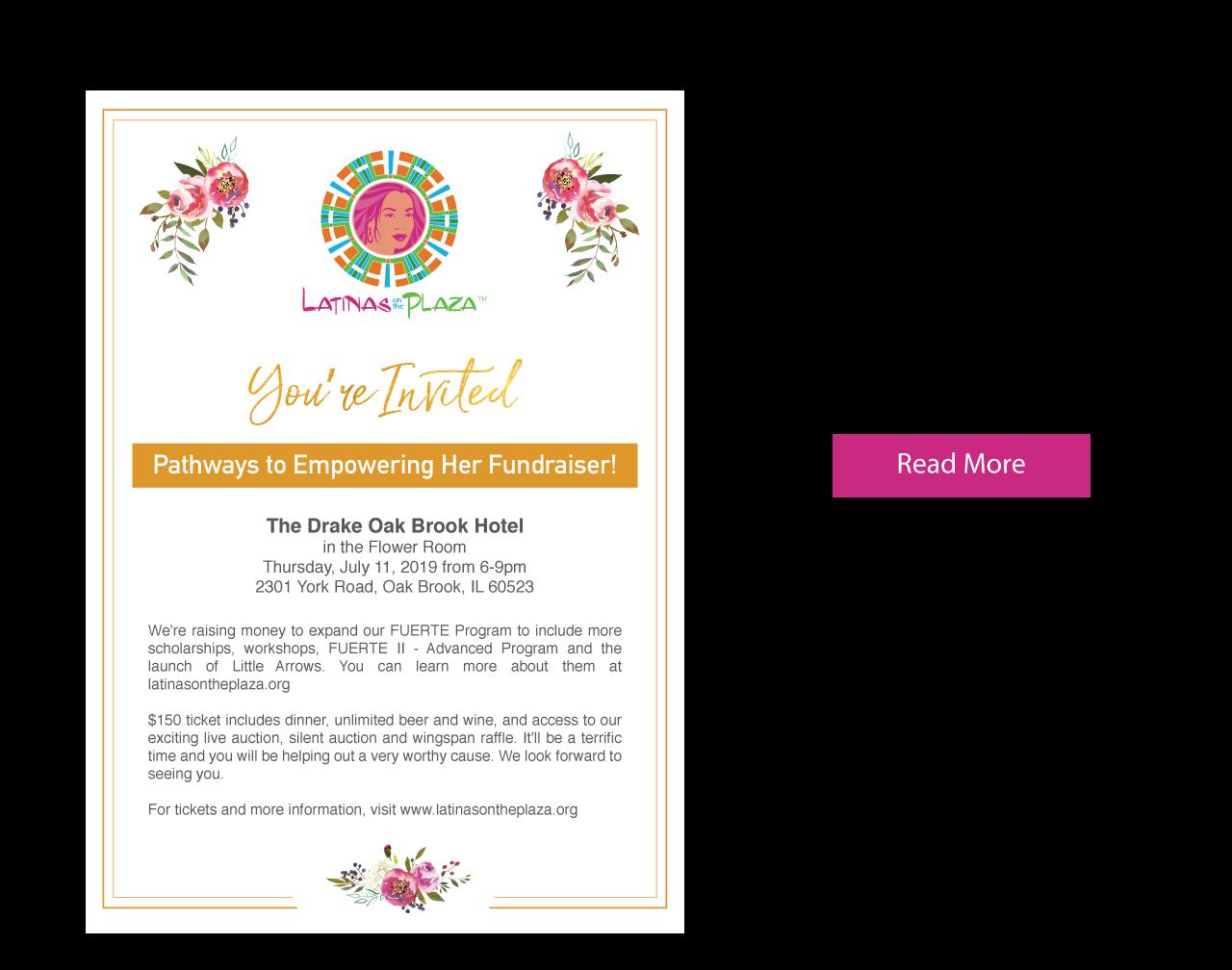 Pathways to empowering fundraiser