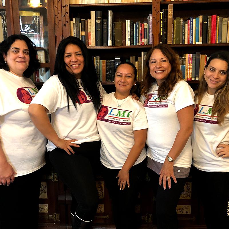 women leadership program training